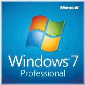 Windows 7 Professional 64 Bit - DVD