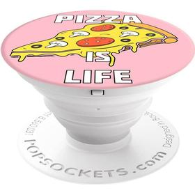 POPSOCKETS Pizza Is Life Holder og Stand