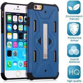 iPhone 6 Plus / 6s Plus BENWIS Cool Armor Håndværker Etui Mørkeblå