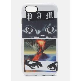 P.A.M Volcano Eyes Print iPhone 7 Case