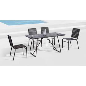 Imperia utemöbel, bord och 6 stolar