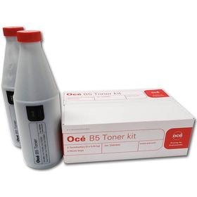 Oce 250.01.843 (B5) Toner black, 450gr, Pack qty 2