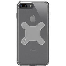 Exelium Crystal iPhone 8 Plus Magnetisk Cover - Gennemsigtig