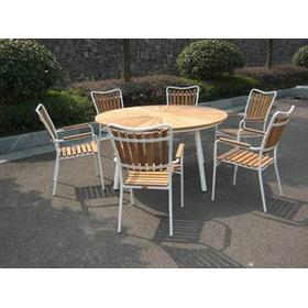 Havebord rundt ø150 Havemøbler - Sammenlign priser hos PriceRunner