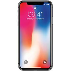 Apple iPhone X 64 GB Space Grey EU Fri tale + 40 GB
