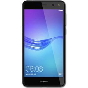 Huawei Y6 2017 Grå EU Fri tale + 20 GB