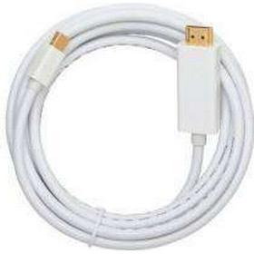 Mini DisplayPort til HDMI kabel (op til 4m)