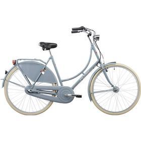 "Ortler Van Dyck Hollandsk cykel grå unisize / 55 cm (28"") Klassiske cykler 2018"