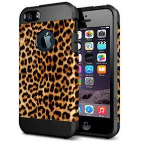 Motomo Edition iPhone 6 / 6S Cover - Leopard