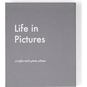 Life in pictures: a coffee table photo album (Övrigt format, 2017)