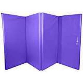 Sure Shot Foldable Double Mat - Purple, 50 mm