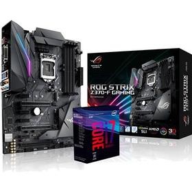 ASUS Uppgraderingspaket med Intel Coffee Lake Intel Z370 Core i7 i7-8700K ATX