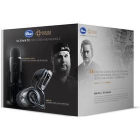 Blue Microphones Pro Gamer Bundle (Mo-Fi + Yeti Blackout)