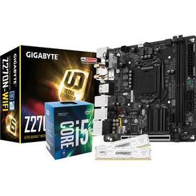Gigabyte GA-Z270N-WiFi + 7600K + 16GB DDR4 S-1151