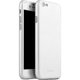 iPaky 360 Protection iPhone 6S Cover - Sølv