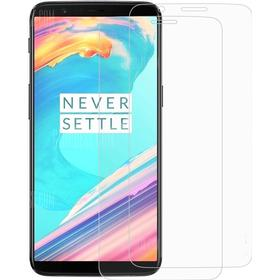 Gearbest 2pcs 2.5D 0.26mm 9H Hardness Tempered Glass Screen Protector for OnePlus 5T
