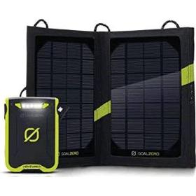 GoalZero Venture 30 Solar Recharging Kit - Solarplatte