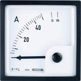 Weigel Mätinstrument Weigel EQ72K 600/5A 600 A/AC (5A) Vridjärn