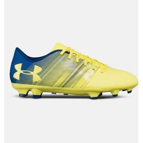 Kids' UA Spotlight DL Firm Ground Jr. Football Boots