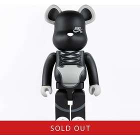 buy online 9dcde 264aa Bearbrick - Nike SB 1000%