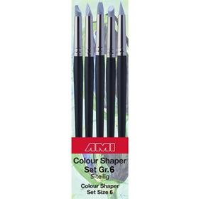 AMI Colour Shaper set storlek 6, Set 5 st