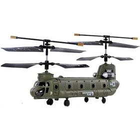 Syma S026g Remote Control Helicopter 3Ch Ir Gyro Boeing Ch-47 Chinook