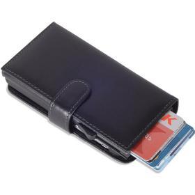 Cab Secure Black iPhone 6 / 6S Cover og Kortholder