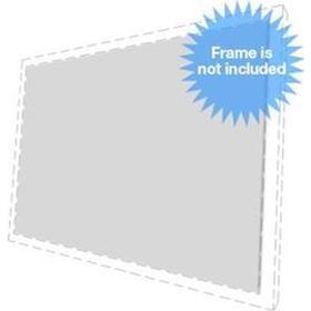 """Multibrackets Extra Duk M Gray+ - Screen 16:9 150"""" Framed 150tum 16:9"""