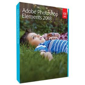 Adobe Photoshop Elements 2018 Windows Svensk DVD