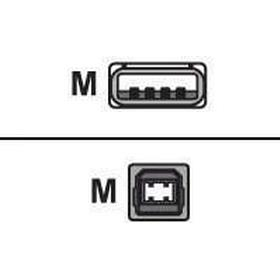 Honeywell Intermec - USB-kabel - USB (hane) till USB typ B (hane) - 2 m - för Dolphin CT50, CT50h; Intermec PM43c