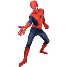 Spiderman maskeraddräkt Maskerad - Jämför priser på PriceRunner d1e7319368abc