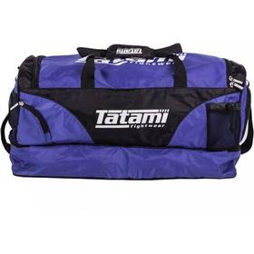 Sportväska - Tatami Fightwear - Super Kit - Svart/Lila