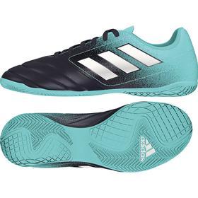 Adidas Ace 17.4  Indoor  Sport Shoes Energy Aqua / Footwear White / Legend Ink Kids