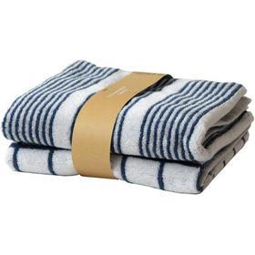 SemiBasic - Stilrent design til hjemmet SemiBasic Gæstehåndklæder Lanes/Tile