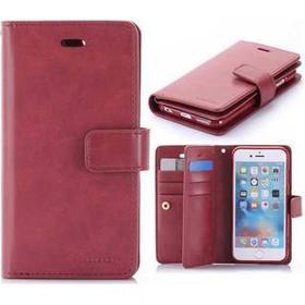 Mercury Combo Case til iPhone 6 / 6S - Vinrød