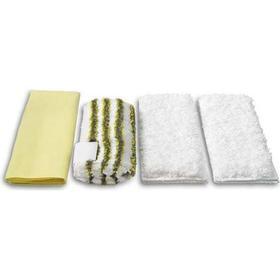 Kärcher Damprenser Microfibre Cloth Kit for Bathroom