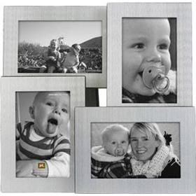 Alu fotoramme - 4 billeder