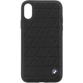 BMW Hexagon Leather Case (iPhone X)