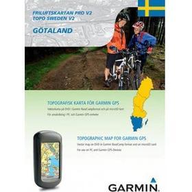 Garmin Friluftskartan Pro V3, Den kan användas i de flesta av Garmins handburna navigatorer.