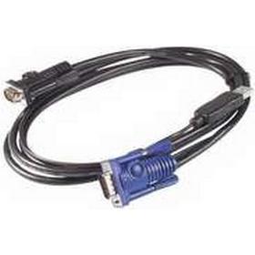 APC KVM VGA/USB A-VGA 1.8m