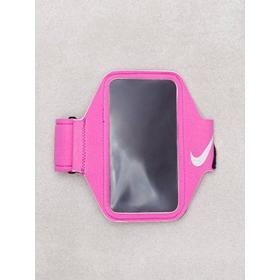 Nike Lean Arm Band Mobilholder Magenta