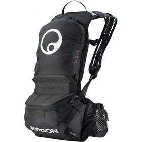 Ergon BE1 Protec Enduro Pack - Black / Blue / 3 Litre / Small