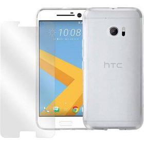 MTP Products HTC 10 Moxie Full Protection Set - Genomskinlig