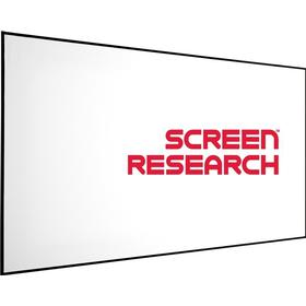 "Screen Research Supreme FSD ClearPix 4K 2:35:1 87"" Ramspänd"