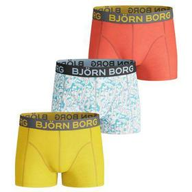 Björn Borg - 3-pack LA Shorts For Boys Multi-colour