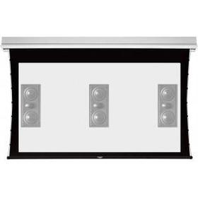 GrandView Cyber In Ceiling Tab Tensioned Acoustic 16:9 Home Cinema Projector Screen