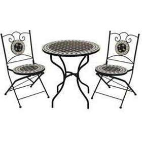 Avanceret Metal mosaik havemøbler - Sammenlign priser hos PriceRunner YP95