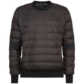Albanny Quilted Sweatshirt