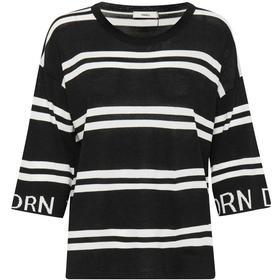 Dranella Ninja 3 Pullover - Black/Misty Stripe