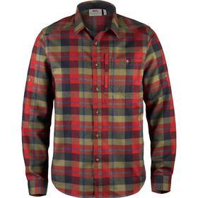 Fjällräven Fjällglim Shirt Deep Red (F81380-325)